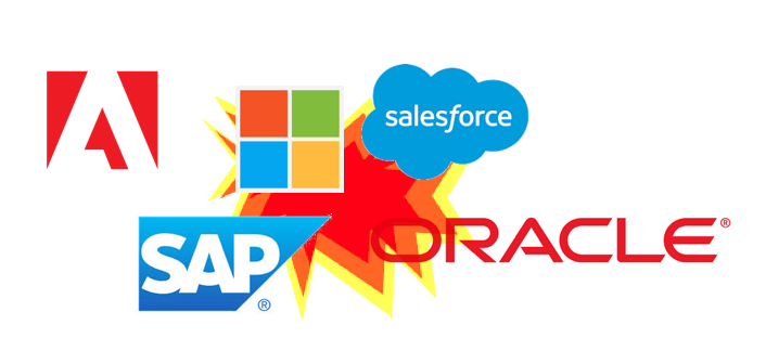 Clash of Titans: Microsoft and SAP weigh in