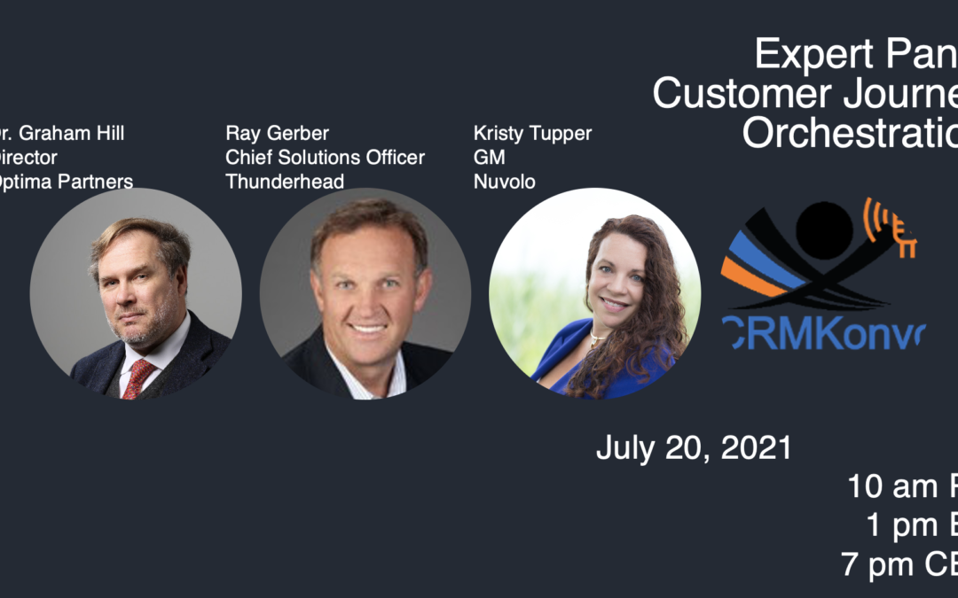 How to do great Customer Journey Orchestration