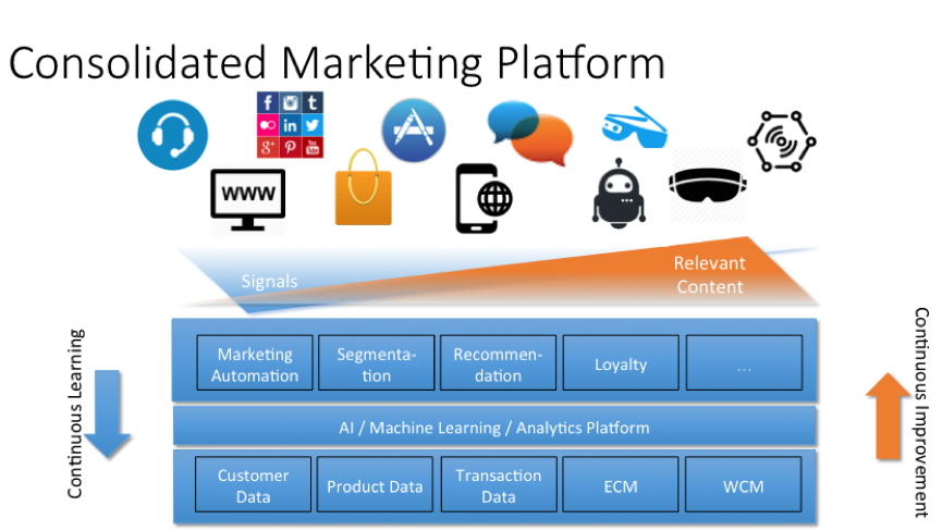 Consolidated Marketing Platform