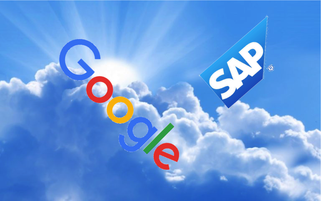 Google and SAP – A Marriage in the Clouds