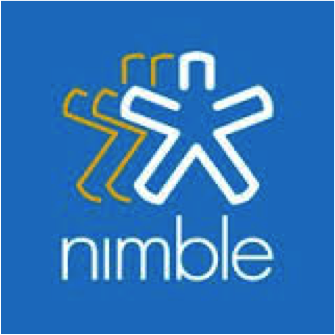 Nimble Goes Blue