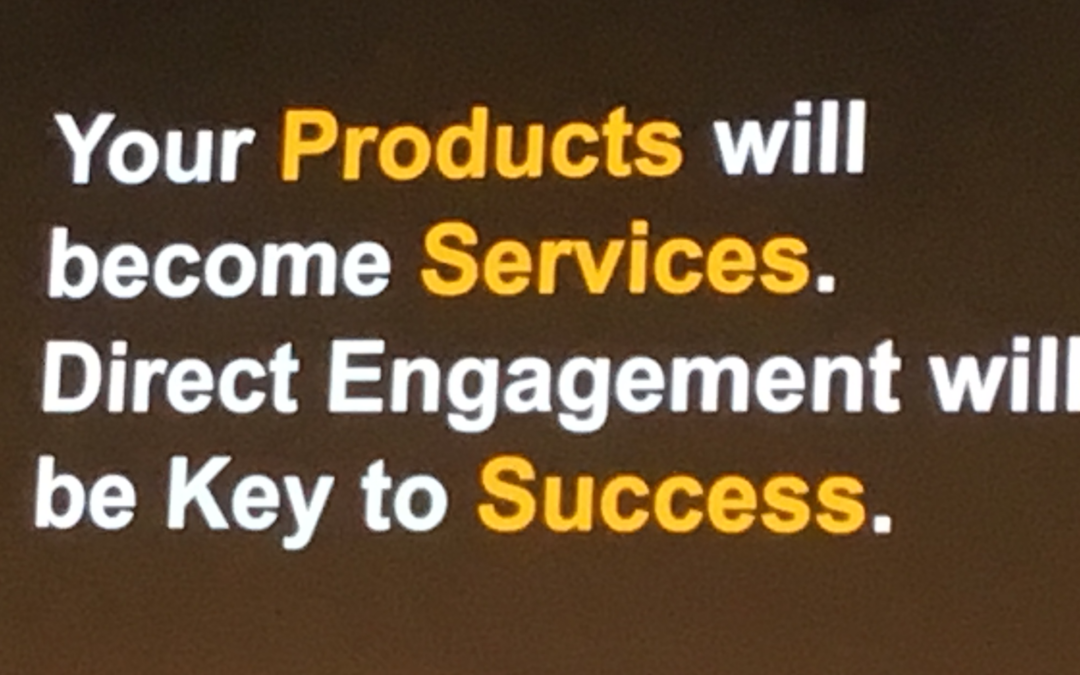 Products to Services – The SAP Hybris Summit 2017